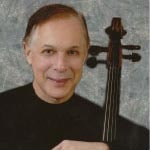 Daniel Morganstern, cello
