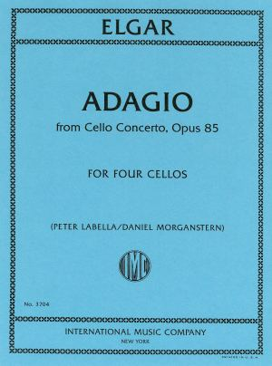 Elgar Adagio from Cello Concerto, Opus 85