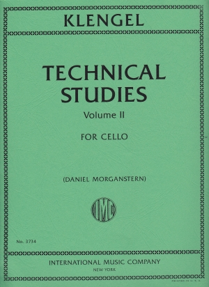 Klengel Technical Studies Volume II